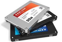 SSD Festplatten bei der Datenwiederherstellung