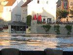 Überflutung Hochwasser